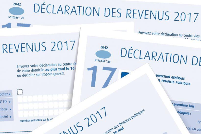 Debut Des Declarations De Revenus Sur Internet Mode D Emploi